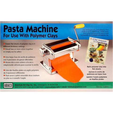 AMACO Pasta Machine for Clay