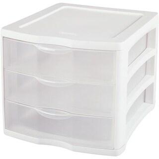 Sterilite 3 Drawer Organizer 17918004