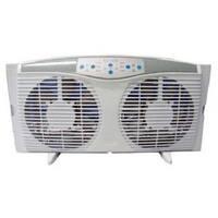 Optimus F-5286 Reversible Window Fan