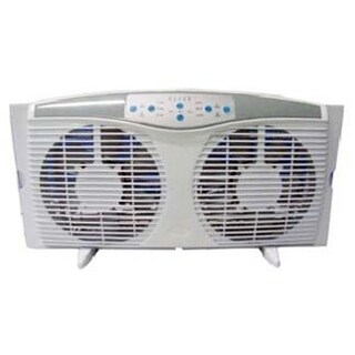 Optimus F-5286 Reversible Window Fan