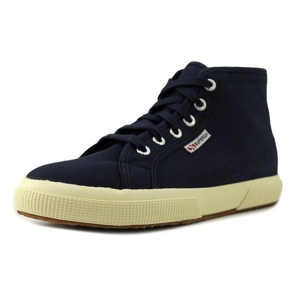 Superga Cotu Classic Women Round Toe Canvas Blue Sneakers