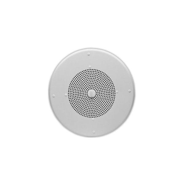 Valcom V-1020C 8- Inch CEILING SPEAKER with REMOVABLE VOLUME CONTROL KNOB
