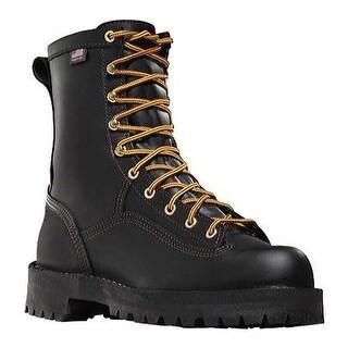 Danner Men's Rain Forest Black Leather
