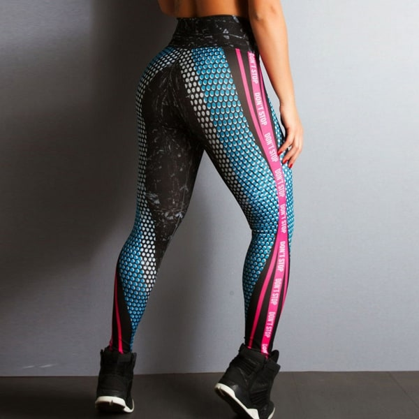 Women-High-Waist-Leggings-yoga-Sport-Running-Pants-Fitness-Gym-Elastic-Leggings