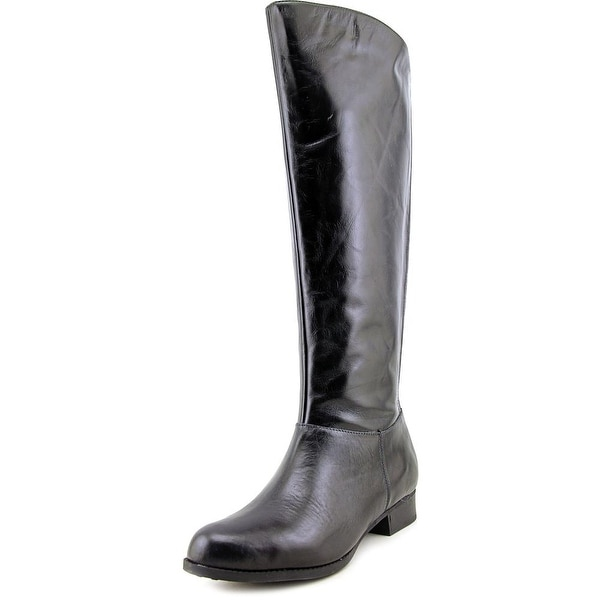 Me Too Astor 16   Round Toe Leather  Knee High Boot