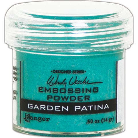 Garden Patina - Wendy Vecchi Embossing Powder .63Oz