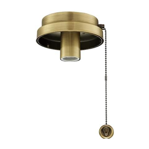 Low Profile Light Kit - Antique Brass