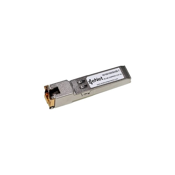 ENET 700283872-ENC Avaya/Nortel 700283872 10/100/1000BASE-T SFP 100m RJ45 Copper Cat5/Cat5e/Cat6 100% Tested Lifetime Warranty