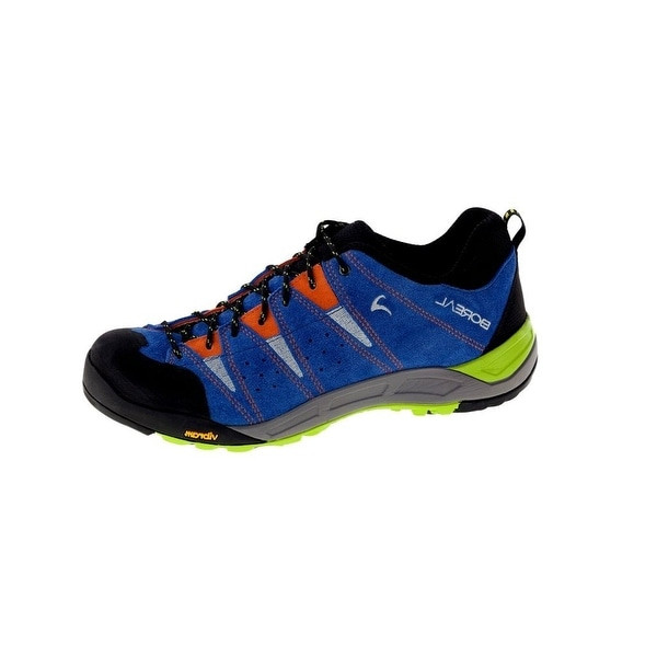 Boreal Climbing Shoes Mens Lightweight Sendai Azul Blue