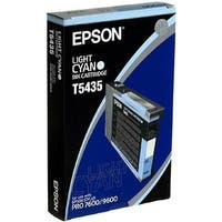 Epson Ultrachrome Ink Cartridge - Light Cyan Ink Cartridge