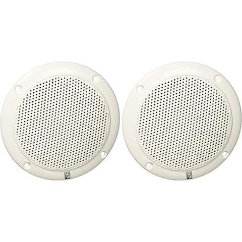 PolyPlanar MA4054W Performance MA4054 Speaker - 40 W RMS/80 W PMPO - 2-way - 2 Pack