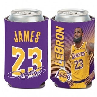 Los Angeles Lakers LeBron James Can Cooler