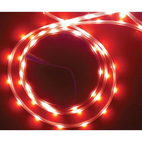 Celebrations 2T434512 LED Tape Rope Light, 16', 99 lights