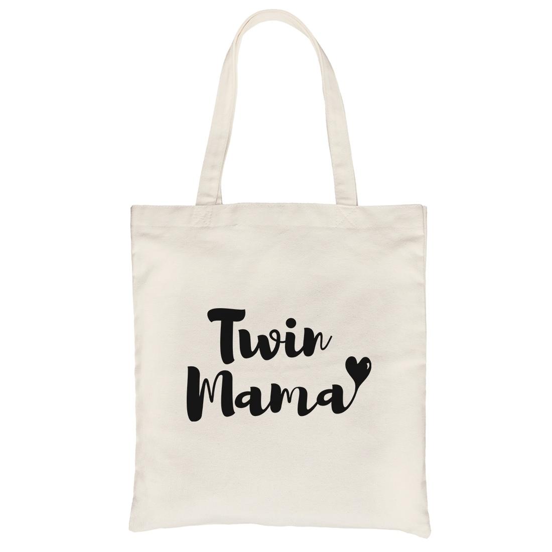 Heart Hiyababy Large Organic Tote Bag Moms Together Together Reusable Bag