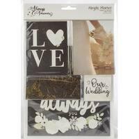 Sn@P! Card Pack 48/Pkg-Always & Forever
