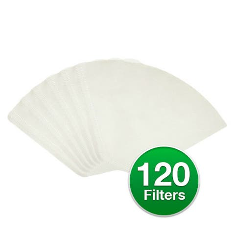 Replacement Coffee Paper Filter for Braun 624404 / #4 Cone Filters (3-Pack) Replacement Coffee Paper Filter