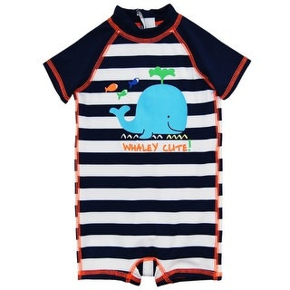 Wippette Baby Boys Swimwear Navy Stripes Cute Whale 1-Piece Rashguard Swimsuit|https://ak1.ostkcdn.com/images/products/is/images/direct/af75bf870c82f9661e3e7171847ce515d2f090b7/Wippette-Baby-Boys-Swimwear-Navy-Stripes-Cute-Whale-1-Piece-Rashguard-Swimsuit.jpg?_ostk_perf_=percv&impolicy=medium