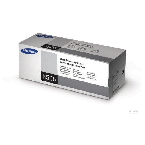Samsung CLT-K506L Black Toner Cartridge Toner Cartridge