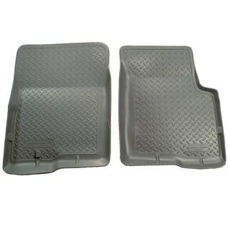 Husky Classic 2007-2011 Honda CR-V Grey Front Floor Mats/Liners
