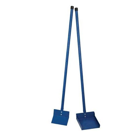 Clean Go Pet ZW4511 12 19 Color Sanitary Scoop Shovel Blue