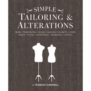 Guild Of Master Craftsman Books-Simple Tailoring & Alterations