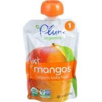 Plum Organics - Just Mangos Baby Food ( 6 - 3.5 OZ)