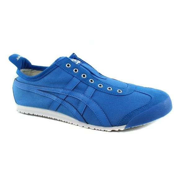 size 40 6e9ed 68be8 Onitsuka Tiger by ASICS Womens Mexico 66 Slip-On Casual Running Shoes