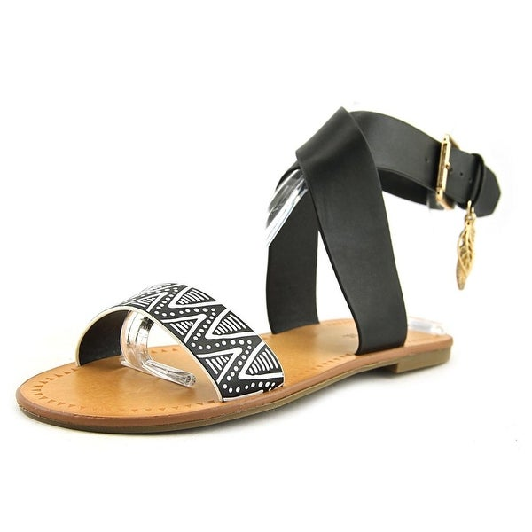 Indigo Rd. Devin Women Black Multi Sandals