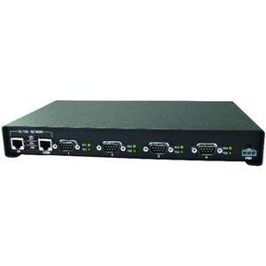 Comtrol 99445-9 Comtrol DeviceMaster RTS 4-Port Device Server - 4 x DB-9 , 2 x RJ-45