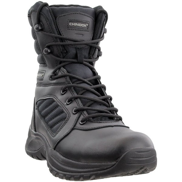 88f830c6ff0 Shop Chinook Mens Cover 8 Inch Work/Duty Boots - Free Shipping Today ...