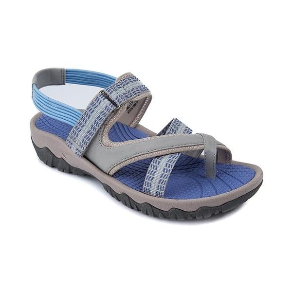 Baretraps Twila Women's Sandals & Flip Flops Medium Grey