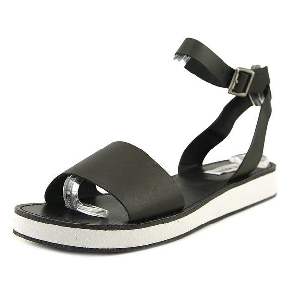Steve Madden Miley Black Sandals