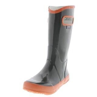 Bogs Boys Rubber Contrast Trim Rain Boots - 2