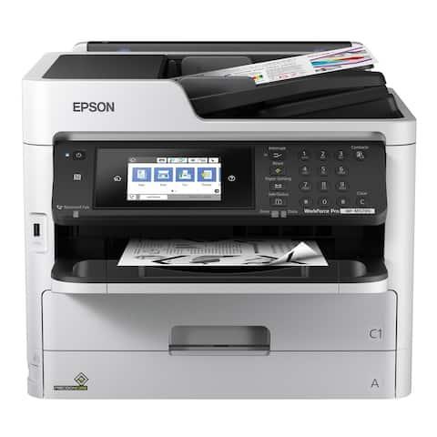 Epson WorkForce Pro WF-M5799 Inkjet Multifunction Printer - Monochrome