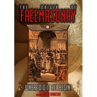 Origin of Freemasonry: Where Did It All Begin [DVD]