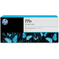 HP 771A 775-ml Light Gray DesignJet Ink Cartridge (B6Y22A) (Single Pack)