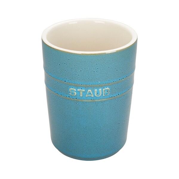 Staub Ceramic Utensil Holder. Opens flyout.