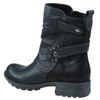 EARTH ORIGINS Womens pia Closed Toe Mid-Calf Fashion Boots - 9.5