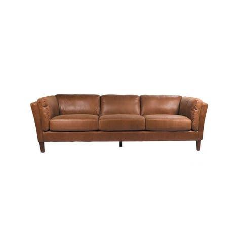 Canela Sofa ( Tan )