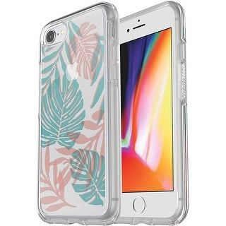 promo code 40af0 07a18 OtterBox Symmetry Case Lightweight And Protective for iPhone 8 & 7 (NOT  PLUS) - Non-Retail Packaging - Easy Breezy Clear | Overstock.com Shopping -  ...
