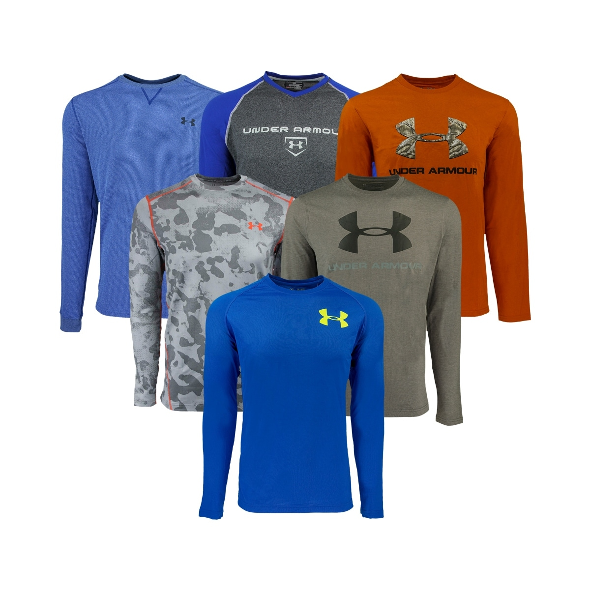 6fc28808 Under Armour Athletic Clothing | Find Great Men's Activewear Deals Shopping  at Overstock