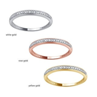Link to Divina 10KT Gold Diamond Accent Wedding Band Similar Items in Wedding Rings