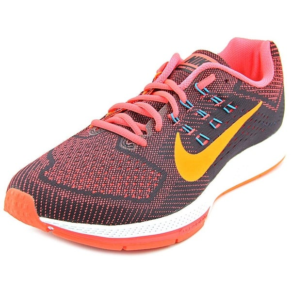 Nike Zoom Structure 18 Men Round Toe Synthetic Running Shoe