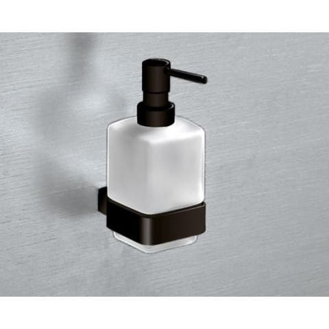 Nameeks 5481 Gedy Collection Wall Mounted Soap Dispenser