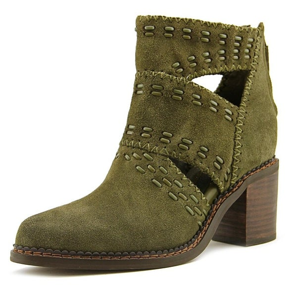 Sbicca Jossly Women Pointed Toe Leather Bootie