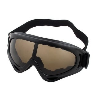 Sport Outdoor Eye Protection Eyewear Safety Goggles Glasses Windproof Uni Lens