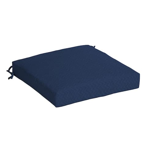 Arden Selections Outdoor 19 x 19 in. Seat Cushion - 19 in L x 19 in W x 4 in H