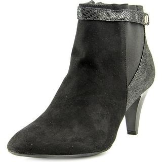 Karen Scott Marra Women Black Boots