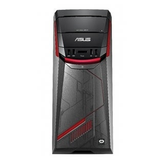 Manufacturer Refurbished - ASUS Desktop PC G11CD-B13 Core i5-6400 2.70GHz 16GB 1TB+512GB SSD GTX1060 Win10