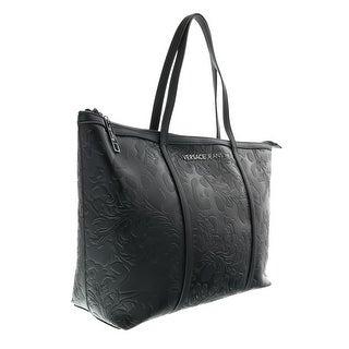 Versace EE1VOBBI9 E899 Black Shopper/Tote bag - 14-11-5